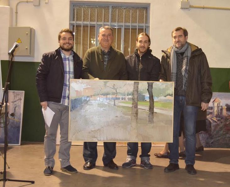 Premi Concurs de Pintura Ràpida Vila de Guadassuar